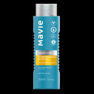 Shampoo Vegano Nutritivo Max Curl 350ml