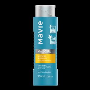 Shampoo Nutritivo Max Curl 350ml